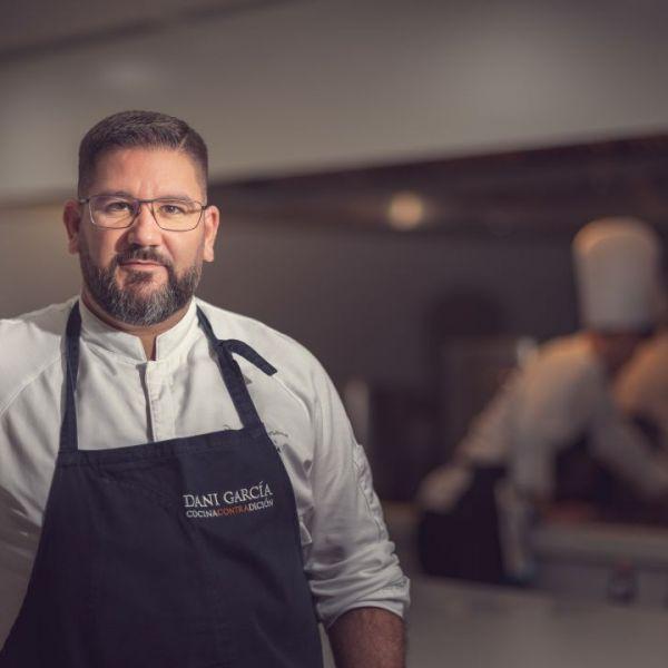 Dani García dejará la alta cocina un año después de conseguir la tercera estrella Michelin