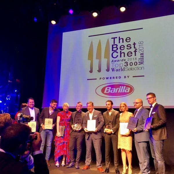 Joan Roca revalida el premio al mejor cocinero en los Best Chef Awards