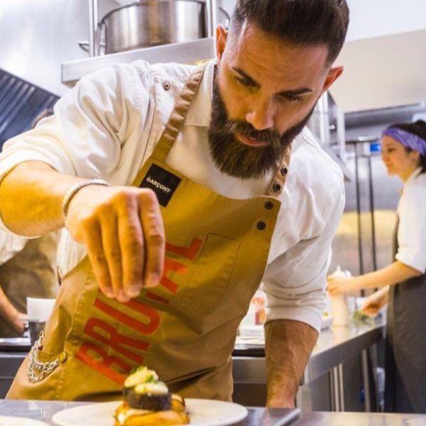 Marc Ribas y Casa Fuster inauguran Panot Restaurant en Barcelona